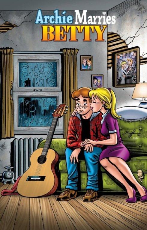sad Archie