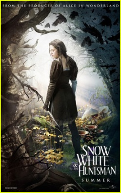 Snow White & the Huntsman forest teaser