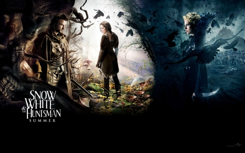 Snow White & the Huntsman horizontal 3part teaser