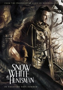 Snow White & the Huntsman huntsman segment