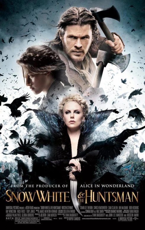 Snow White & the Huntsman montage