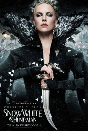 Snow White & the Huntsman queen foreign