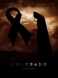 Batman Colorado memorial