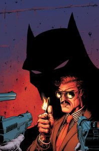 Batman Incorporated #3 regular cover art