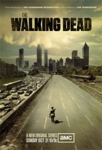 The Walking Dead promotional poster