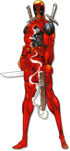 Deadpool by Liefeld