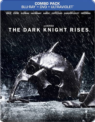The Dark Knight Rises (Best Buy Blu-Ray)