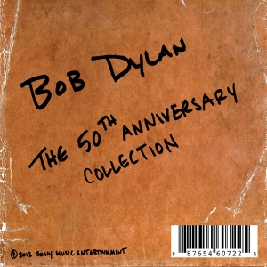 Bob Dylan 50th back