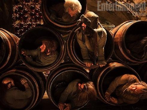 Hobbit barrels