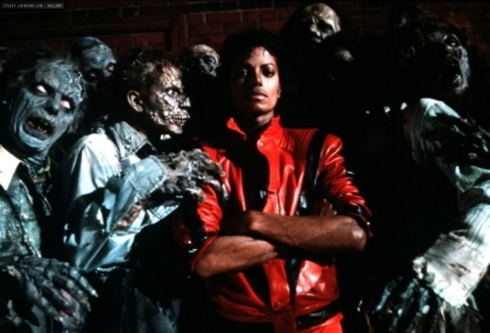 Michael Jackson Thriller zombies