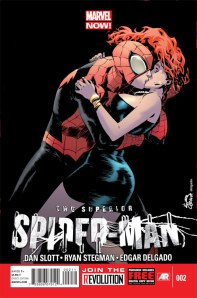 Superior Spider-Man 2 cover