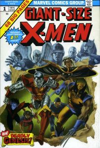 Uncanny X-Men Omnibus vol. 1 variant cover