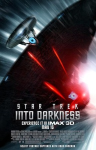 Star Trek Into Darkness IMAX ships