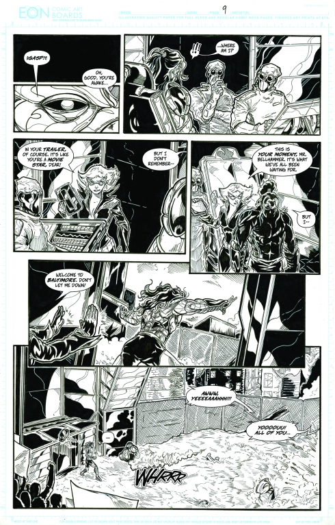 The Beat Down p3 lettered inks low-res
