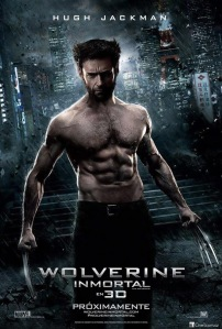 The Wolverine argentina standing