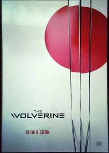 The Wolverine japan flag teaser