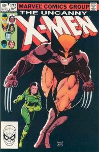 Uncanny X-Men #173 cover