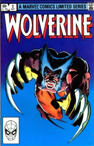 Wolverine #2 cover