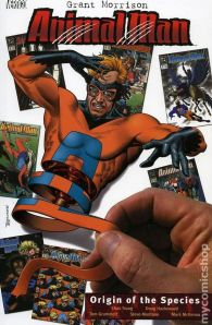 Animal Man vol. 2 TPB