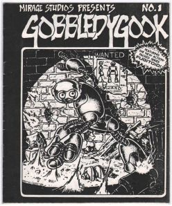 Gobbledygook #1 cover