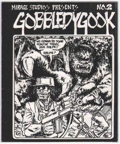 Gobbledygook #2 cover