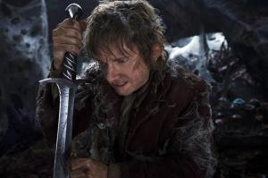 Stay tuned for The Hobbit 3: Bilbo Clubs Baby Seals!